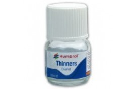 Enamel Thinners 28Ml Bottle