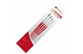 Evoco Brush Pack of 4 Sizes 0, 2, 4 & 6