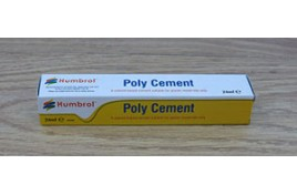 24ml Humbrol Tube Polystrene Cement