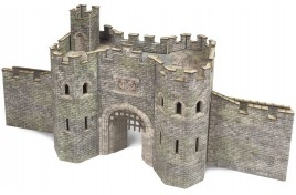 Castle Gatehouse OO/HO Gauge