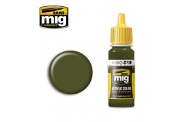 4BO Russian Green Acrylic Paint 17ml