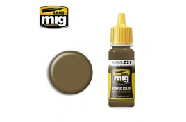7K Russian Tan Acrylic Paint 17ml