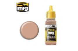 RAL 8031 F9 German Sand Brown Acrylic Paint 17ml