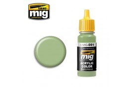 Light  Green KHV-553M Acrylic Paint 17ml