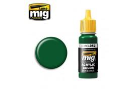 Deep Green Acrylic Paint 17ml
