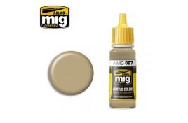 Light Sand Grey Acrylic Paint 17ml