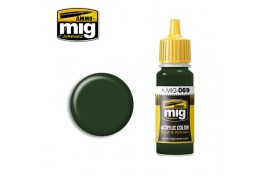 Blue Green Acrylic Paint 17ml