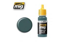 Dull Green Acrylic Paint 17ml