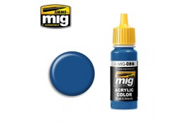 Blue RAL 5019 Acrylic Paint 17ml