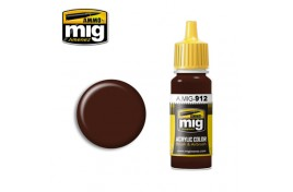 Red Brown Shadow Acrylic Paint 17ml