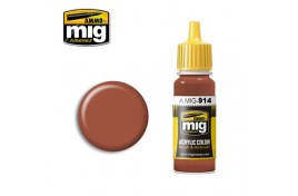 Red Brown Light  Acrylic Paint 17ml