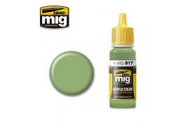 Light Green Acrylic Paint 17ml