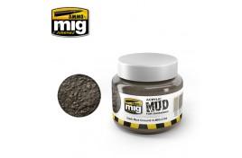 Dark Mud Acrylic 250ml