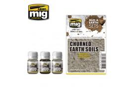 Churned Earth Soils Set