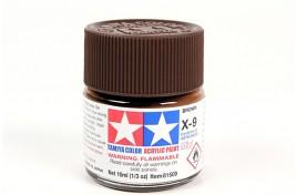 Brown 10ml Acrylic Mini Pot