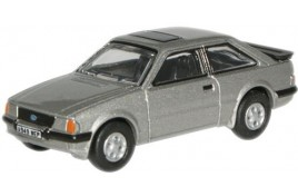 Ford Escort XR3i Strato Silver OO gauge
