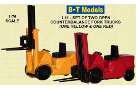 Forklift Twin Pack
