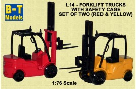 Forklift Cage Twin Pack
