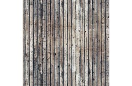 Weathered Timber Effect Card Sheets X 2 OO/HO Gauge