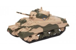 Sherman Tank MK III 10th Armoured Division 1942 OO Gauge