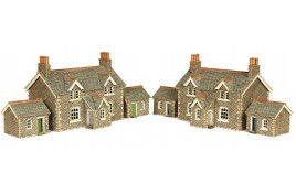 Workers Cottages N Gauge