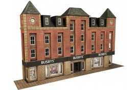 Low Relief Department Store N Gauge