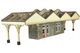Island Platform Building OO/HO Gauge