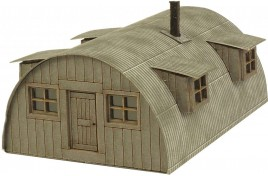 Nissen Hut N Gauge