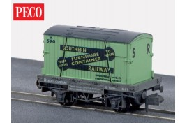 Conflat & Container Furniture Removals SR N Gauge