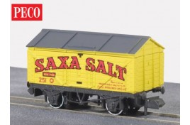 Saxa Salt Wagon N Gauge Wagon