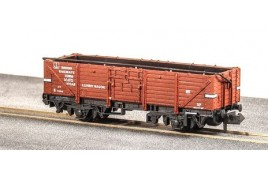 BR 15FT Ferry ''Hybar'' Open Wagon N Gauge