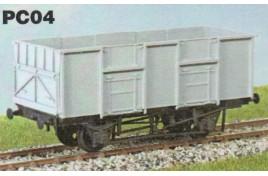 24 1/2 ton Mineral Wagon