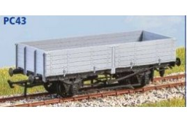12 ton Pipe Wagon OO Scale