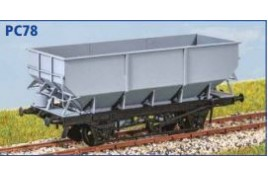 21 ton Rebodied Hopper Wagon (Vac. Braked) OO Gauge