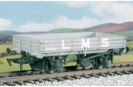 LMS Medium Open Wagon Kit OO Scale