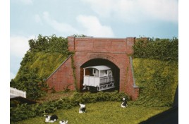 Brick Arch Bridge With Abutments OO Scale