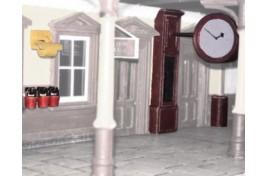 Platform Accessories Steam Era OO/HO Gauge