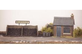 Coal Depot Plastic Kit OO Scale