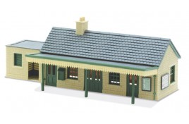 Country Station - Stone Type Plastic Kit OO Scale