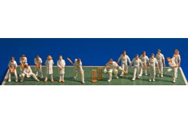 Cricket Team OO Scale