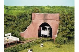 Brick Tunnel Mouth Plastic Kit OO Scale