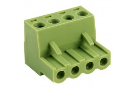 Dynamis Green Block Connector Terminals