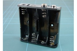 Aa Battery Holder Unit For 4 Batteries