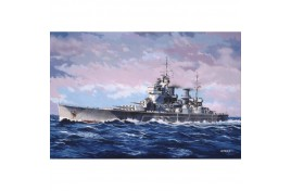 HMS King George V 1:1200 Scale Plastic Kit