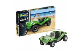 VW Buggy 1:32 Scale Plastic Kt
