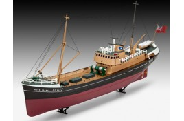 Northsea Fishing Trawler 1:142 Scale Plastic Kit
