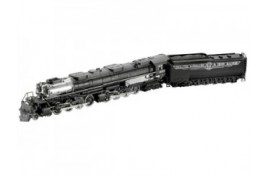 Big Boy Locomotive 1:87 Scale Plastic Kit