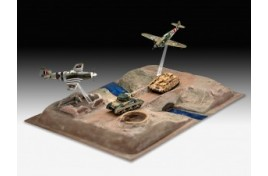 D-Day 75th Anniversary 1:72 Scale Plastic Kit