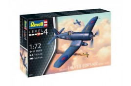 F4U-1B Corsair Royal Navy 1:72 Scale Plastic Kit
