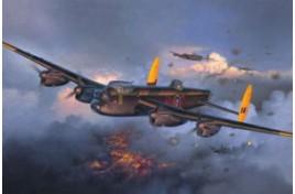 Avro Lancaster Mk.I/III 1:72 Scale Plastic Kit